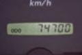 Asada's R2 : 74,700km