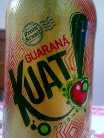 Coca-Cola クアッチ・ガラナ #2