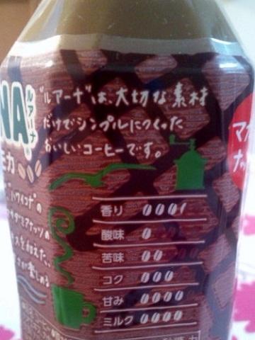 Coca-Cola ルアーナ・カフェモカ #2