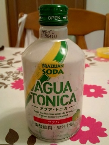 UCC ブラジリアンソーダ アグア・トニカ #1