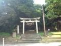 羽咋市柳田・村社新保神社 #1