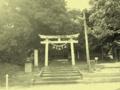 羽咋市柳田・村社新保神社 #2