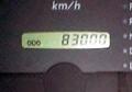 Asada's R2 : 83,000km