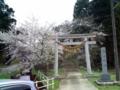 16.4.2017 羽咋市福水町・白山神社 #1