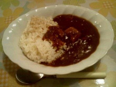 S&B 100kcal 北海道野菜のビーフカレー 実食