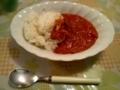 S&B 100kcal 1日分の緑黄色野菜カレー 実食