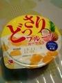 北海道乳業 どっさりフルーツヨーグルト
