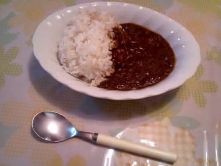 S&B 珊瑚礁・湘南ドライカレー 実食