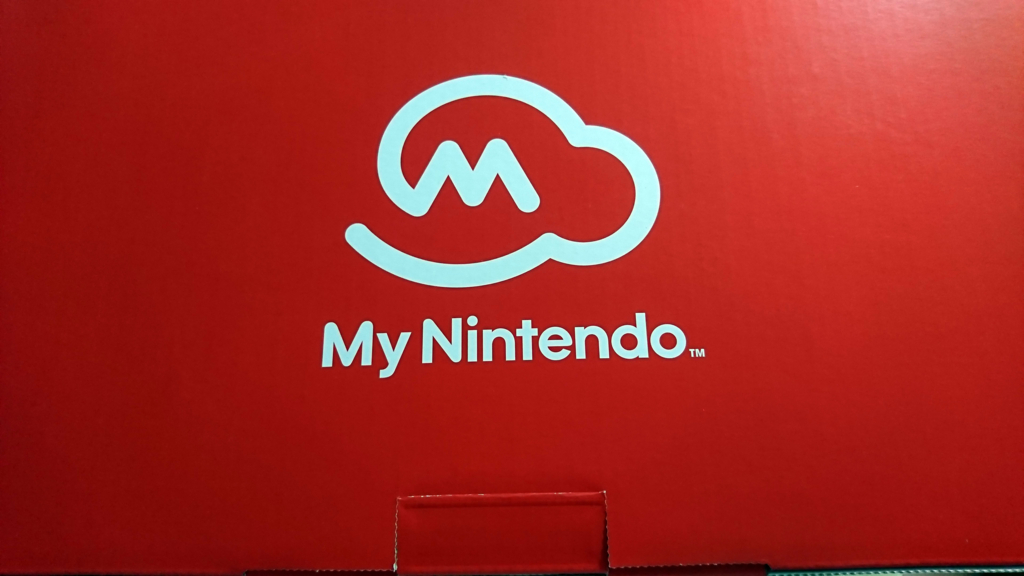 Nintendo Store 版 NintendoSwitch 裏面