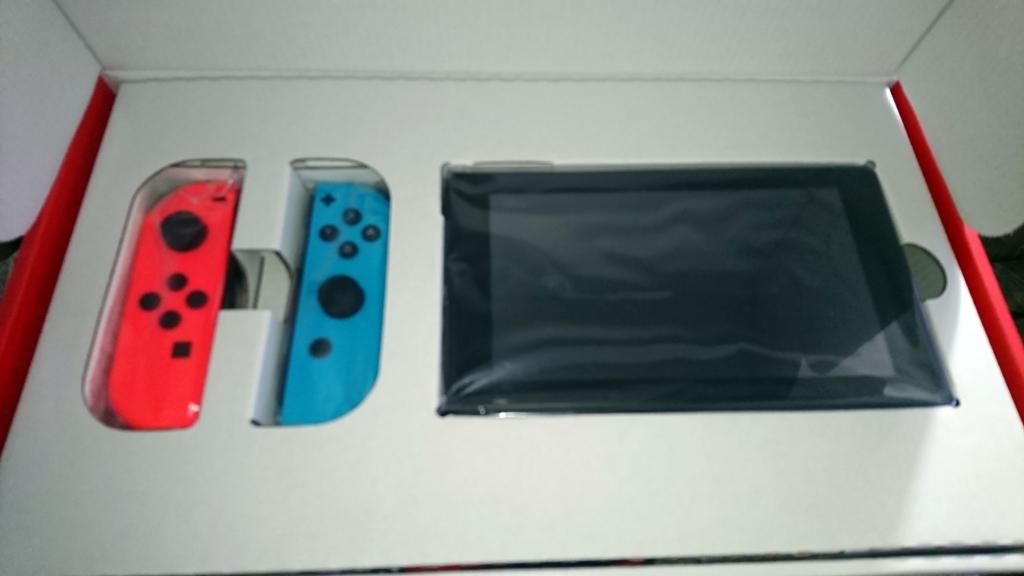 カスタマイズ版 Nintendo Switch