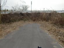 Tanukijのロードバイク日記 前方確認 いざ出発!
