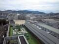 観覧車から望む長崎市街2
