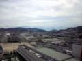 観覧車から望む長崎市街