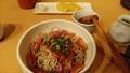 トマト蕎麦