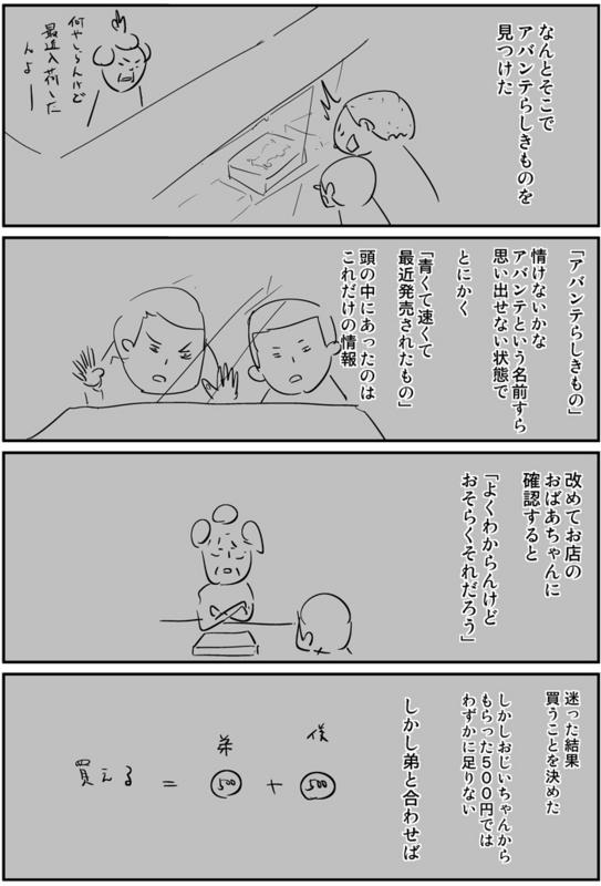 ミニ四駆とアバンテJr0006