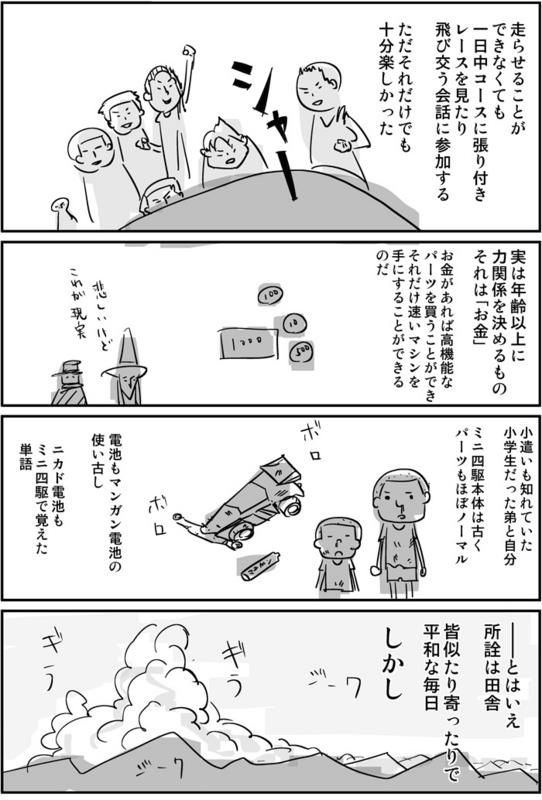 ミニ四駆とアバンテJr0003