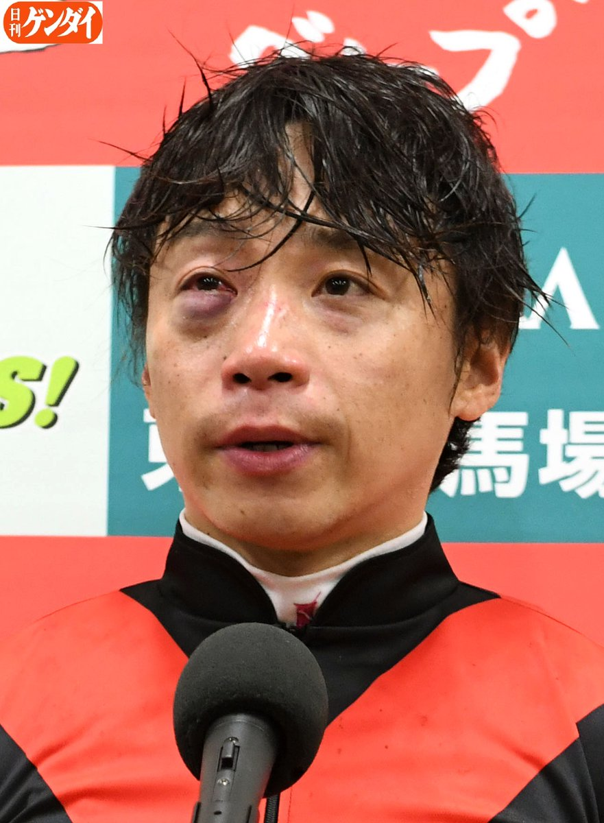 池添謙一レース後のインタビュー