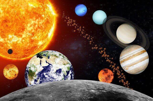 惑星のイメージ画像