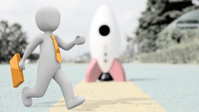 宇宙ビジネスのイメージ画像