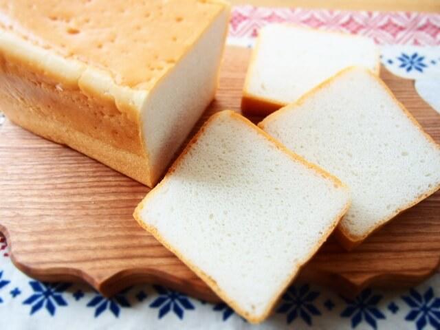 米粉使用の食パン