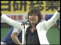 [音楽][野球]ヒデキat札幌ドーム