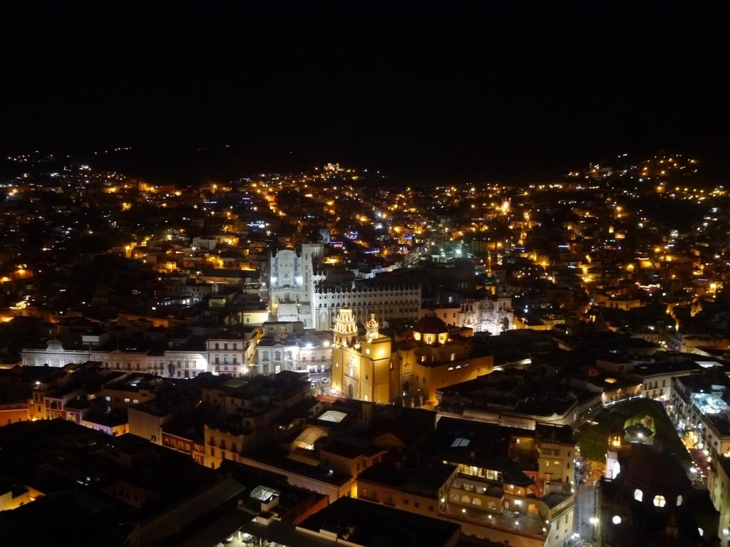 グアナファト 夜景 リメンバーミー