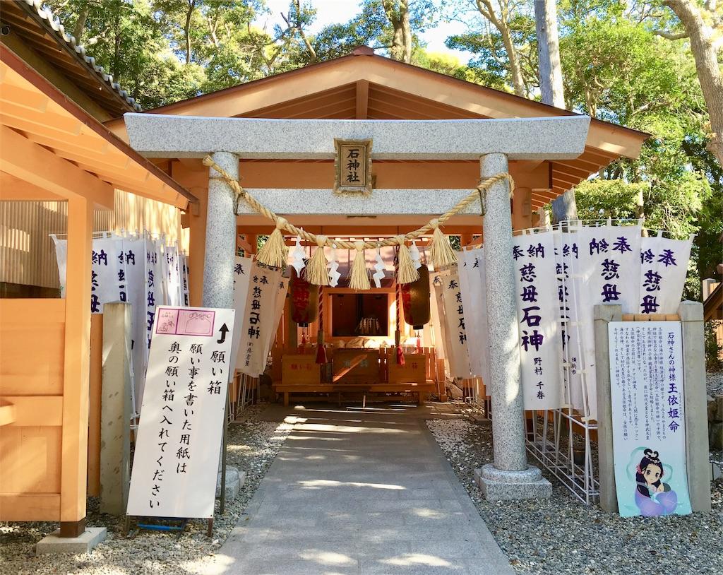 石神さん 石神神社