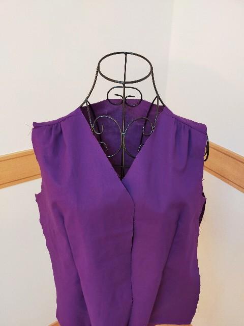 洋裁のギャザーの縫い方