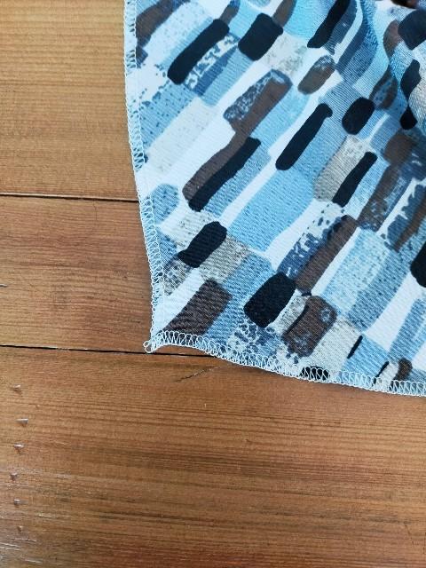 f:id:pyokopata:20210206224555j:imageレディースのロングスカートの洋裁の縫い方