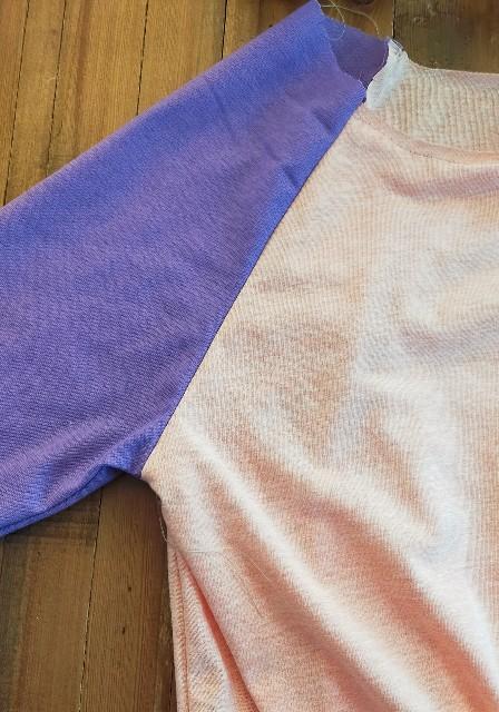 授乳服のアレンジの方法