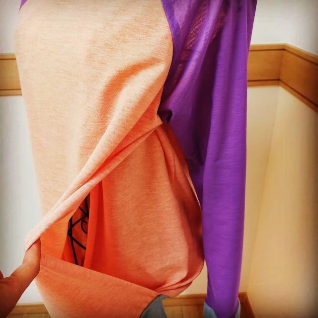 プレママにおススメの授乳服の作り方