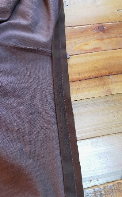 バインダーの縫い方