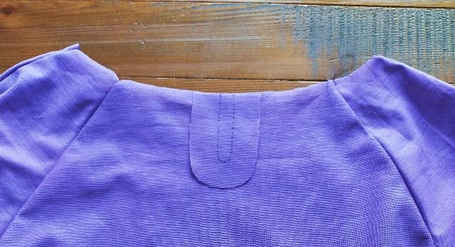 ブティック社のラグランの七分袖の仕事の服の洋裁