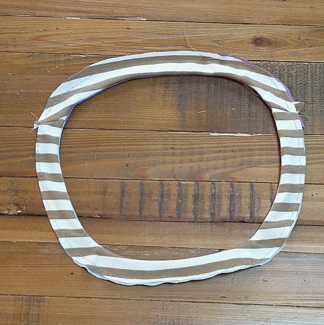 洋裁の衿の見返しの縫い方