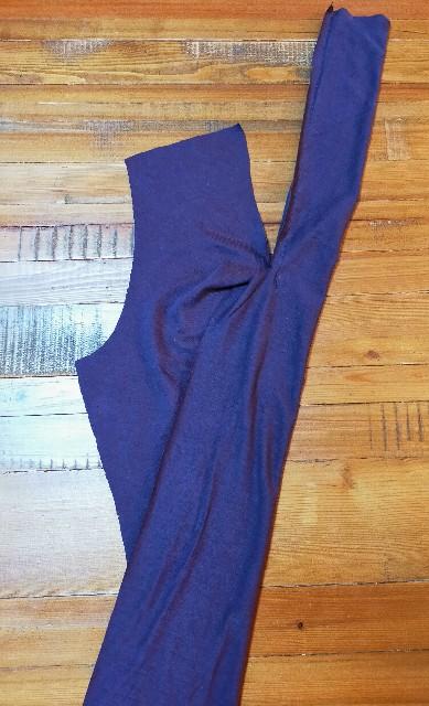 リボンの縫い方