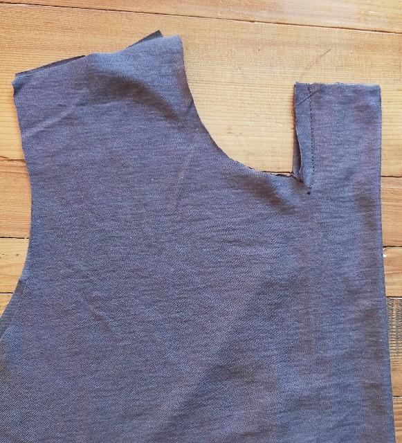 aviverの作った服のレポ