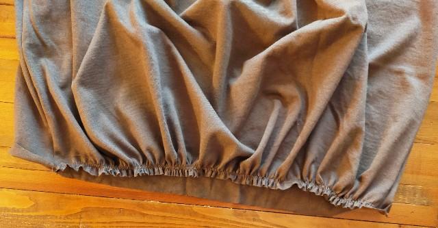 ギャザーの難しい所の縫い方のコツ