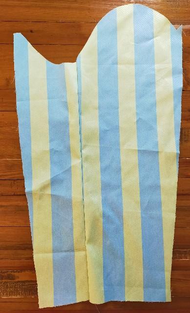 2枚袖のセットインスリーブの縫い方
