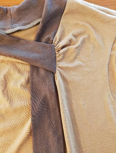 洋裁の独学のずぼらでもパリコレのハンドメイドの衿の縫い方