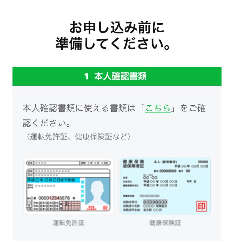 LINEモバイル招待プログラム申し込み