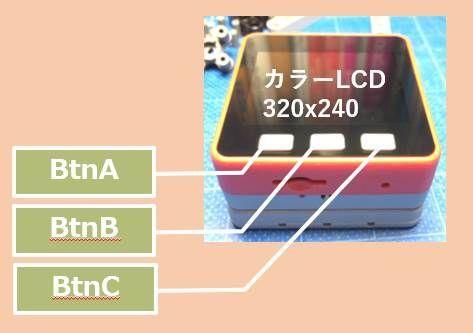M 5 Stack Mini Button Unit qita