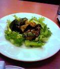 デニーズのサツマイモとカボチャのサラダ