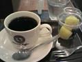 [MORIVA COFFEE]カットフルーツとアメリカンS