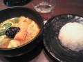 モモと野菜のスープカリー@シャンティ 池袋店