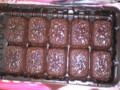 焼きチョコレート 森永製菓ベイク