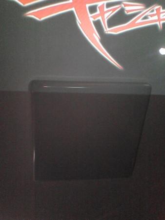 ホームプロジェクター「ドリーミオ」による天井投影