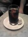 六本木フィヨルドのアイスコーヒー