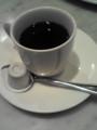 六本木フィヨルドのコーヒー
