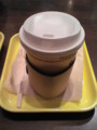 オーガニックコーヒーS@フレッシュネスバーガー