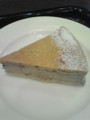 メープルナッツチーズケーキ@モリバコーヒー